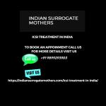 ICSI TREATMENT IN INDIA